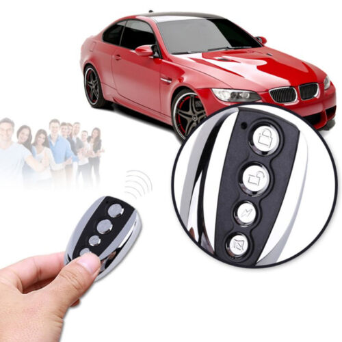 433 MHz Duplicator clonage code Auto Télécommande pour alarme de voiture porte de garage