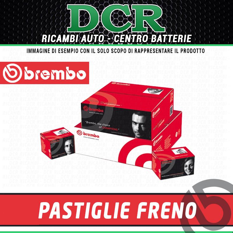 Brembo P59041 Pastiglia Freno Disco Posteriore