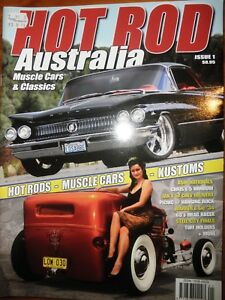 Hot-Rod-1-HG-Monaro-34-Ford-Coupe-Galaxie-54-57-Chev-Delivery-Buick-HQ-Holden