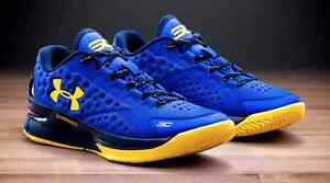adc01cc45a32 Under Armour Stephen Curry One 1 Low Warriors Size 14. dub nation ...