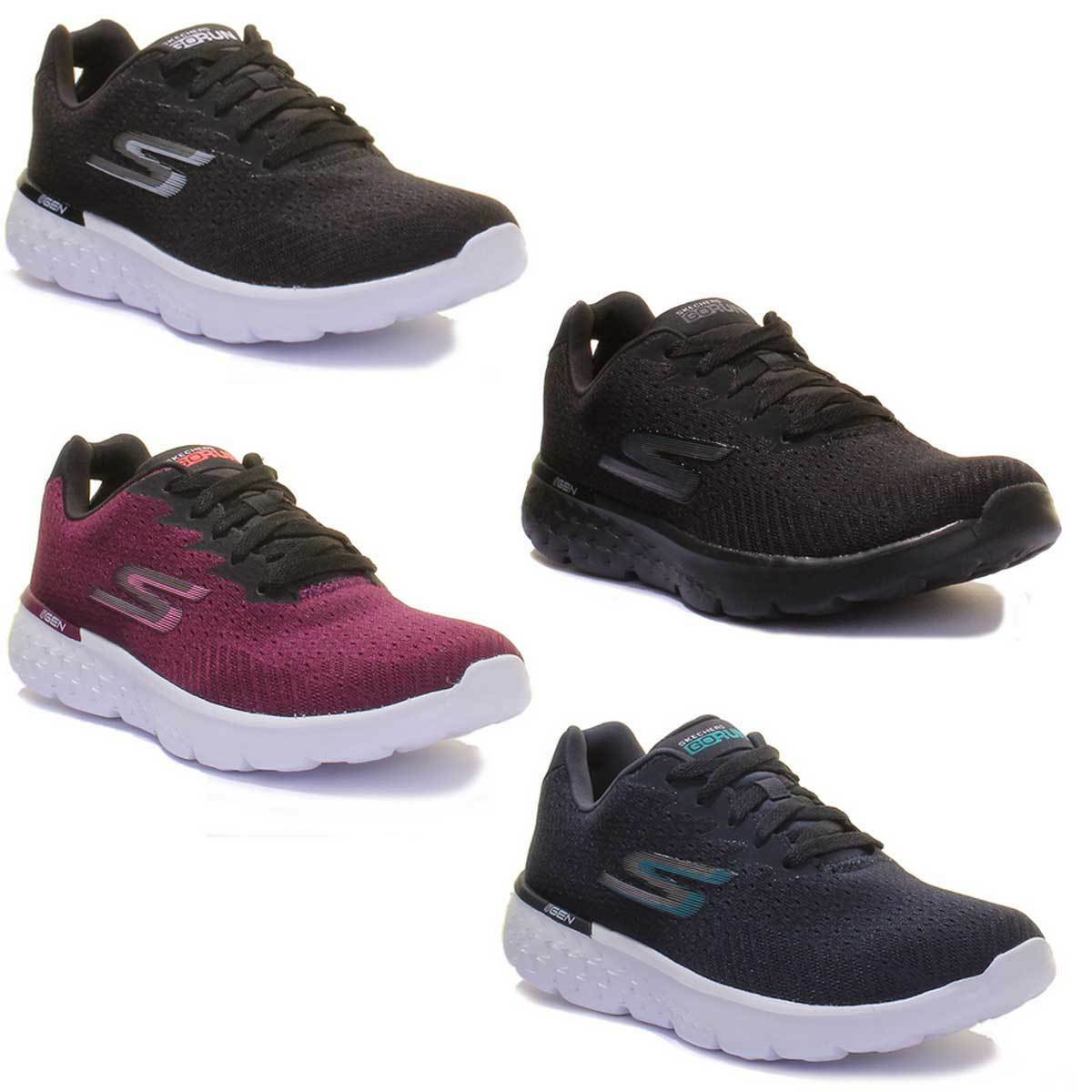Skechers Go Run 400 Run damen Comfort Trainer Größe UK 3 - 8