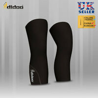 Mens Thermal Base Layer Compression Knee Warmer Body Armour Skin Tight Cold Wear