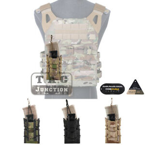Emerson-Double-Magazine-Pouch-Modular-5-56-amp-Pistol-MOLLE-Mag-Carrier-Holster