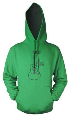 Guitare Bass Lord of the Strings Musique Rock Enfants Sweat à capuche