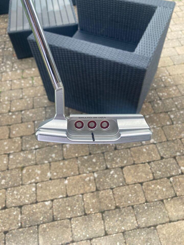 Stål golfjern, Scotty Cameron