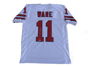 Andre Ware Houston Cougars Football Jersey - Red