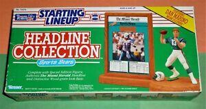 1991 Headline DAN MARINO Miami Dolphins *FREE_s/h* Starting Lineup HOF