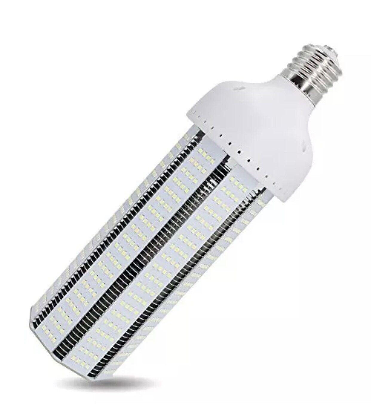 YGS-Tech LED Corn Light E40 Base 12500 Lumen Daylight White 6500K Bulb