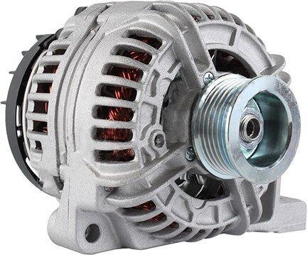 NEW 180 Amp Alternator Fits Volvo S80 2.8L 2.9L 1999 2000 2001 2002 8111001-7