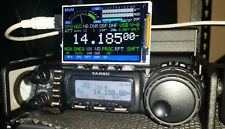 CatDisplay 3.5? TFT Display Yaesu FT-857 FT-857D
