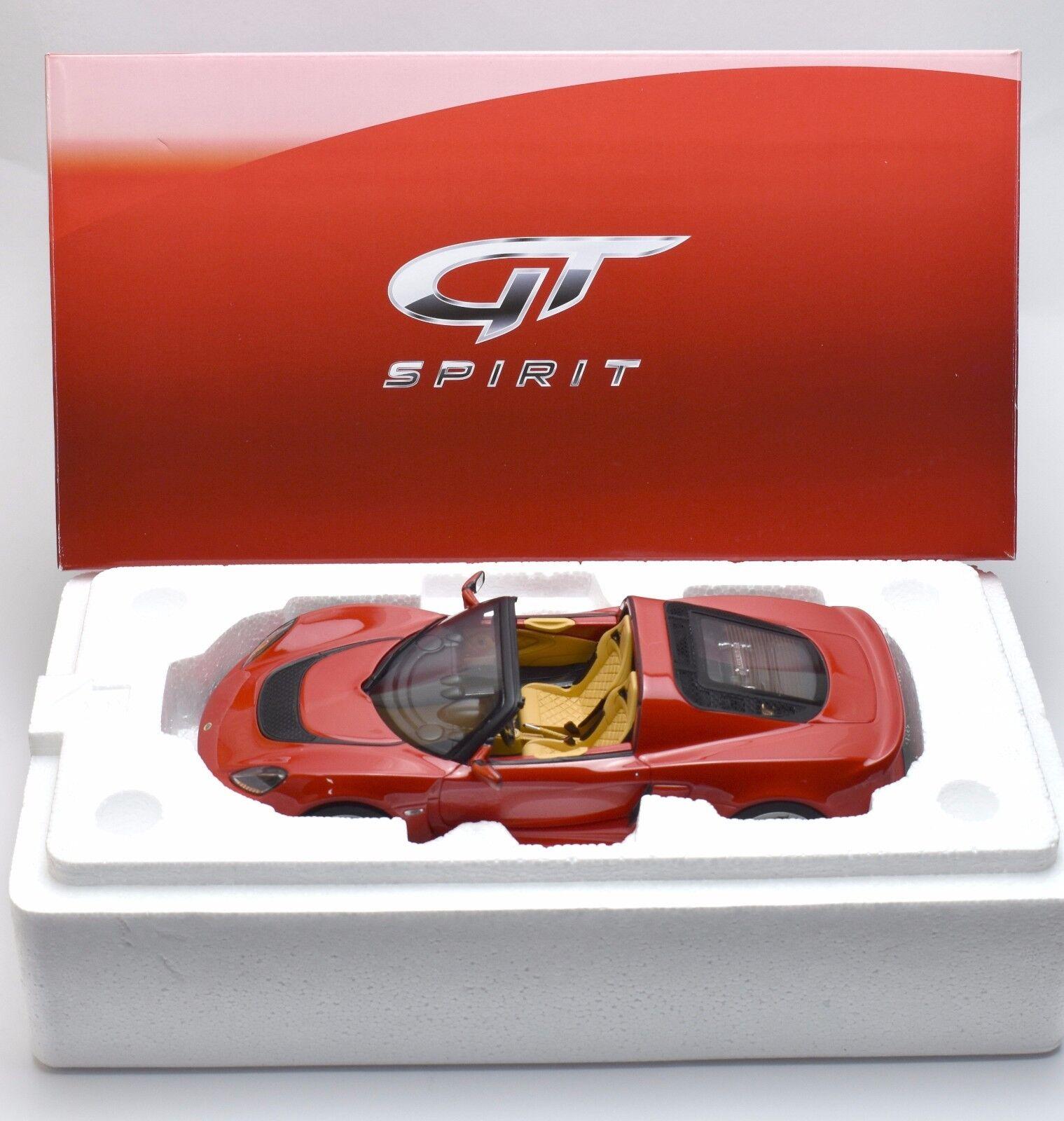GT Spirit Lotus Exige S3 Roadster Sportwagen GT043 Bj.2012 , 1 18, OVP, K028  | Deutschland Shop