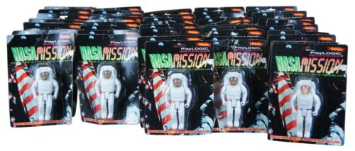 Rare Playlogic Nasa Mission to Mars Action Figures Astronaut Toy Gift