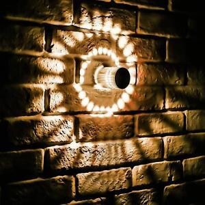 3W WandLampe Wandleuchte Innen LED Effekt Beleuchtung Flurlampe Treppenlampe DE