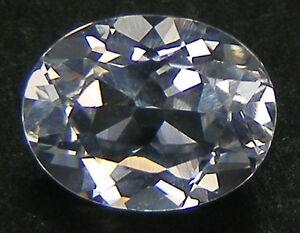 Taille Ovale 9x7 Mm. Saphir Blanc Corindon De Synthese Z0lxvqum-07222932-289257313