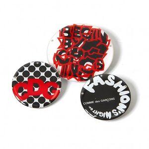 COMME des GARCONS FNO Novelty Pin Batch Set(K-48193)