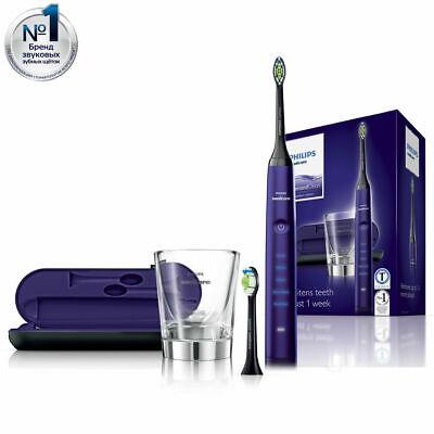 Philips Sonicare Diamond Clean Sonic Electric Toothbrush HX9372+Brush x 3 HK*1
