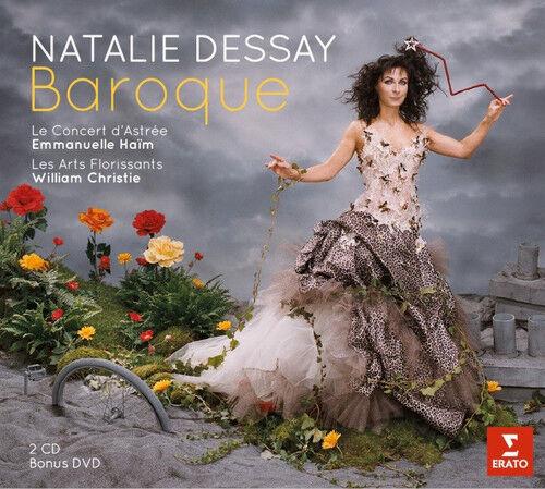 Natalie Dessay : Natalie Dessay: Baroque CD (2015) ***NEW***
