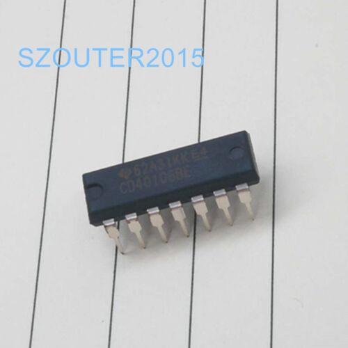 10PCS CD4026BE  CMOS Counters Decade and Divider DIP-16  Logic Ic NEW
