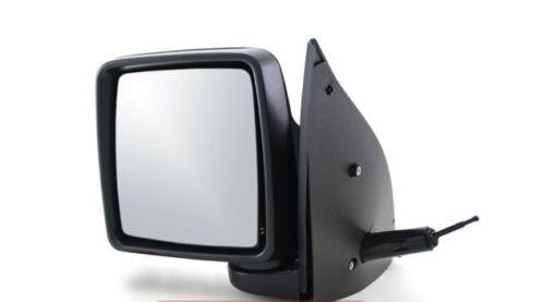 OPEL Combo MK2 2001-2012 B Espejo De Ala Puerta Manual Izquierda del lado del pasajero