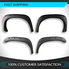 For 02 08 Dodge Ram 150003 09 Ram 2500 3500 Rugged Textured Wheel Fender Flares Fits More Than One Vehicle