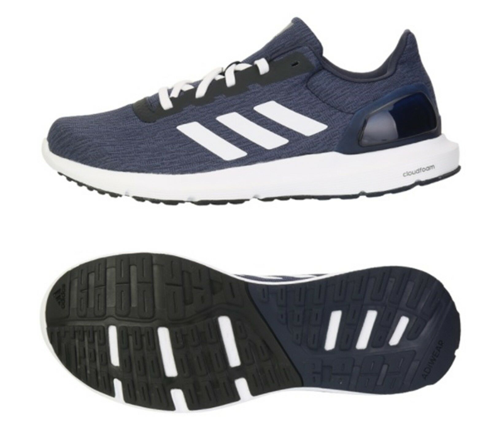 Adidas Men Cosmic 2 Training shoes Running bluee Navy Sneakers GYM shoes BB3589