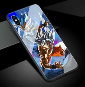 One Piece Zoro Für iPhone 7//8 X//XS XR Max Case Hülle Schutzhülle Gehärtetem Glas