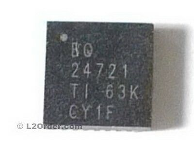 5 PCS BQ24721C QFN32 BQ24721 24721C NOTEBOOK CHARGER