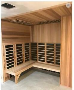 DIY far infrared sauna kits and far infrared sauna system on sale! Canada Preview