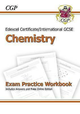 1 of 1 - Edexcel Certificate / International GCSE Chemistry Exam Practice Workbook