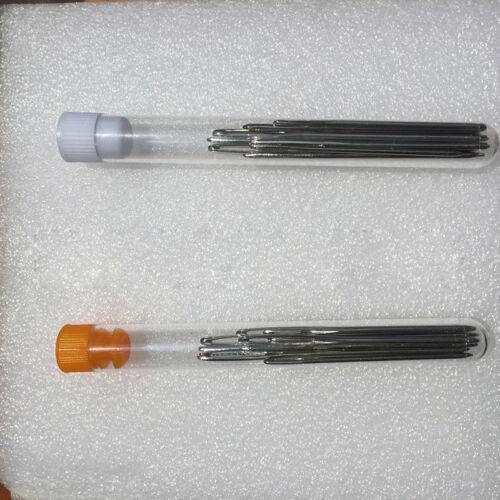 9 Pieces//set  Large-eye Blunt Needles Steel Yarn Knitting Needles Sewing Needles