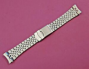 NEW-FOR-SEIKO-JUBILEE-SS-BRACELET-22mm-6309-7002-7S26-DIVE-WATCH-FOLDED-BVT2198