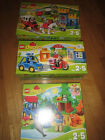LEGO DUPLO TOWN & CASTLE Various SETS available NEW nuovo nuevo NIB
