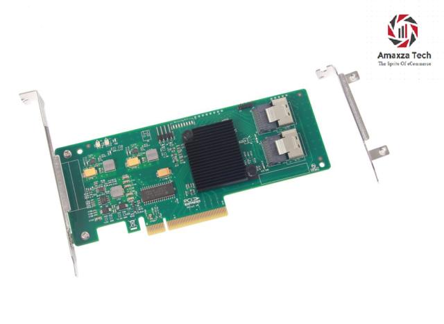 New IT Mode LSI 9211-8i SAS SATA 8-port PCI-E 6Gb RAID Controller Card
