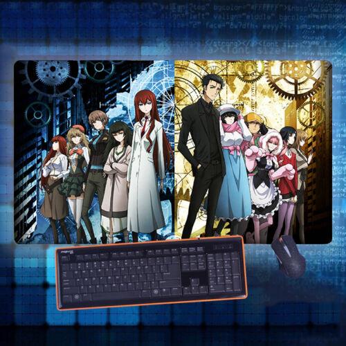 Steins;Gate Rintarou Makise Mouse Pad Play mat GAME Mousepad Cos 40*70cm#FU569