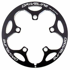 BCD 104mm Black 103g Driveline CNC 7075 Alloy Chainring 48T