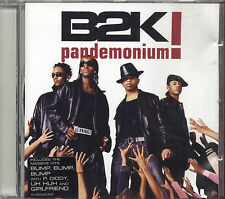 B2K - Pandemonium! - CD 2003 NEAR MINT  CONDITION