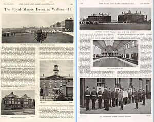 1899-BOER-WAR-THE-ROYAL-MARINE-DEPOT-AT-WALMER-II-SWIMMING-BATH-BARRACKS-ETC