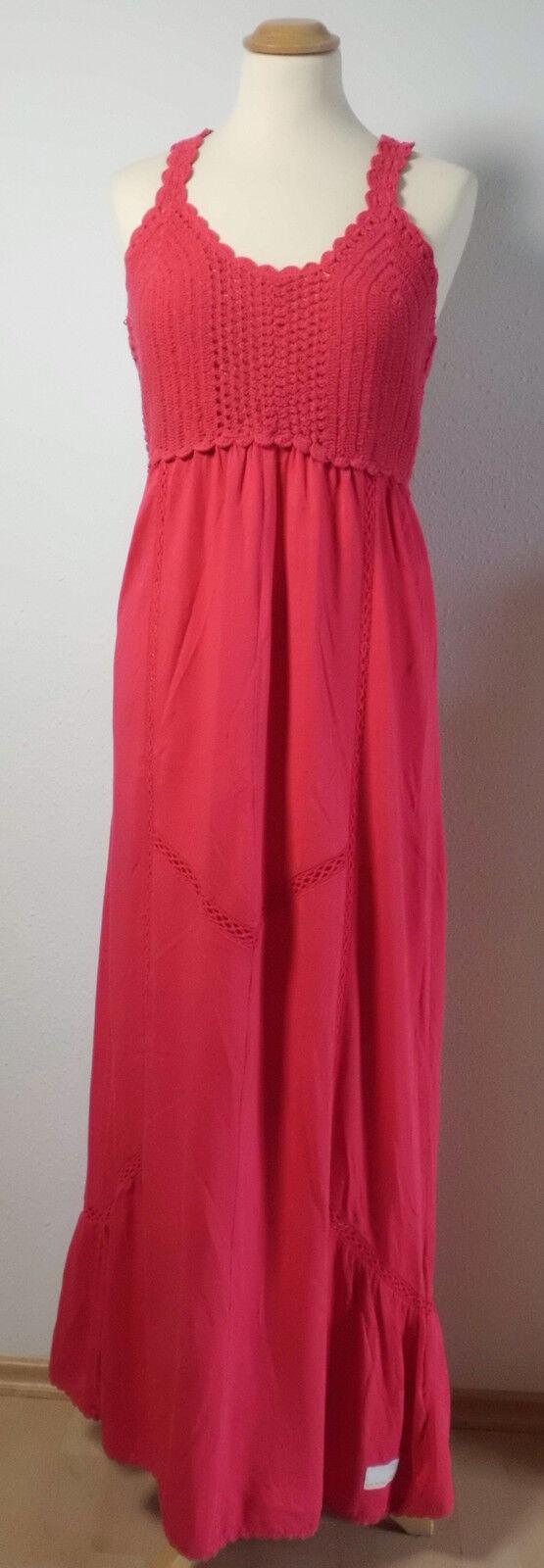 ODD MOLLY exklusives Damen Kleid Rosa Gr. 0 ( 32   34 ) NP.  189 -