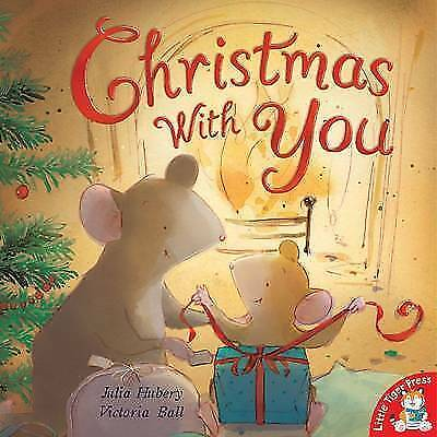 1 of 1 - Christmas With You by Julia Hubery Paperback New Book
