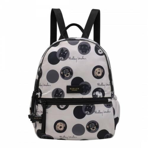 Rare new radley dogs trust medium backpack//rucksack bnwt limited edition