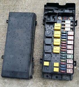 land rover discovery ii under hood engine bay relay fuse box 99 04 rh ebay com