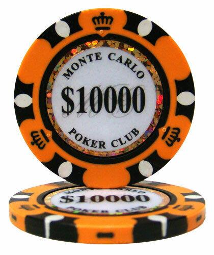 Carlo casino chip monte sale barona casino blackjack