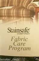 Furniture Fabric Care Program Kit By Stainsafe Sealed Box
