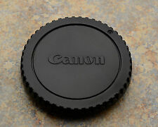 Excellent Canon EOS EF EF-S Mount Camera Body Cap Rebel Elan 60D 5D 1D (#1047)