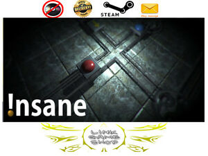 Insane PC Digital STEAM KEY - Region free