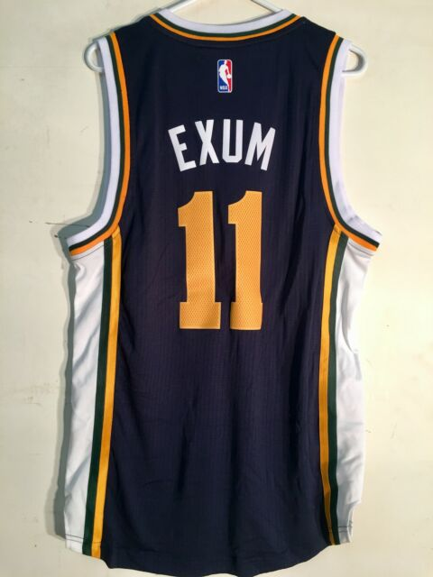 adidas Swingman 2015-16 Jersey Utah Jazz Dante Exum Navy Sz XL for ... 03ae3fde8