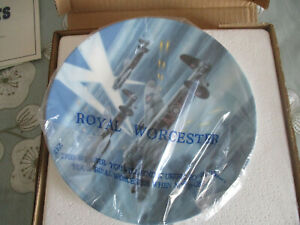THE-DAMBUSTERS-ROYAL-WORCESTER-COLLECTOR-039-S-PLATE