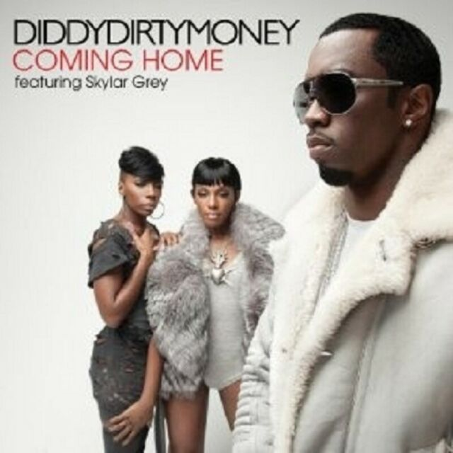 "DIDDY DIRTY MONEY ""COMING HOME"" CD 2 TRACK SINGLE NEW"