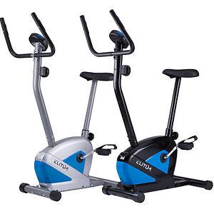 Heimtrainer-RX100-Fitnessbike-Trimmrad-Hometrainer-Pulsmessung-Schwungmasse-5kg