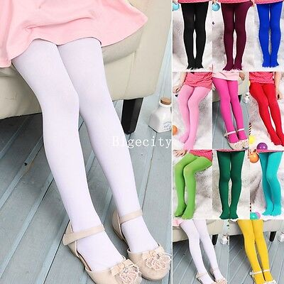 New Fashion Baby Girls Cute Velvet Stockings Ballet Dance Tights Pantyhose TY